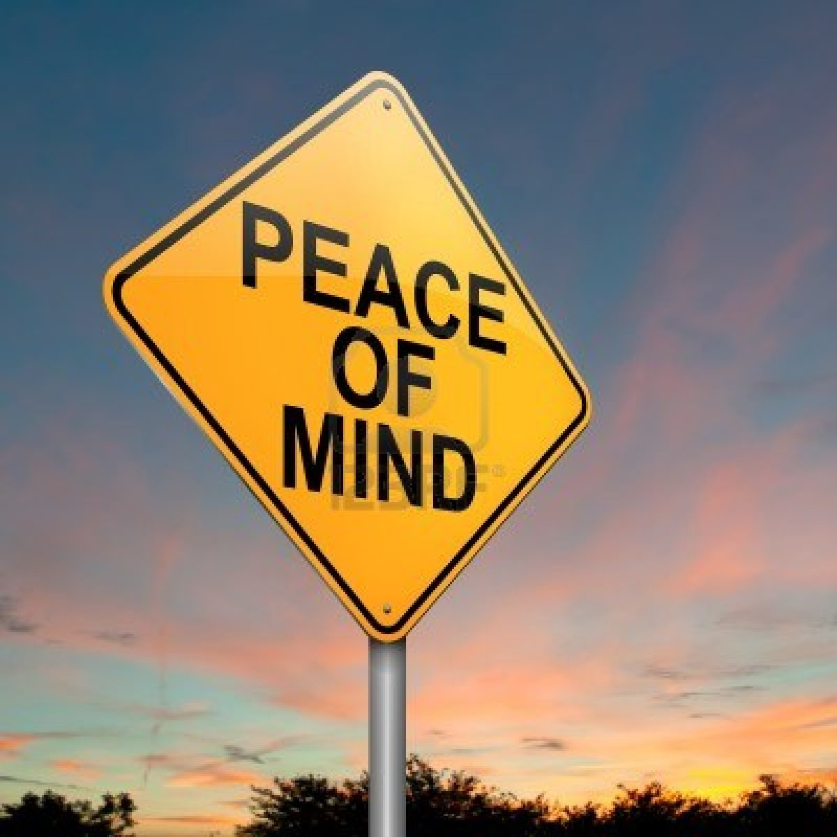mental peace Peace of mind is a state of mental and emotional calmness, with no worries, fears or stress in this state, the mind is quiet, and you experience a sense of happiness and freedom such peaceful moments are not so rare.